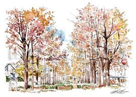 新川西緑地公園